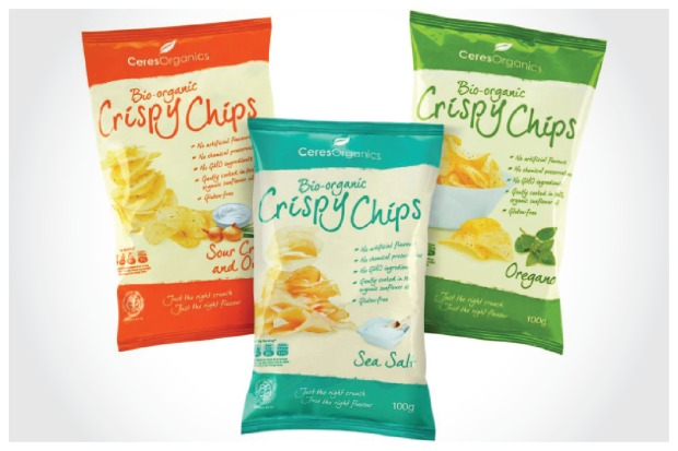 Ceres Crispy Chips