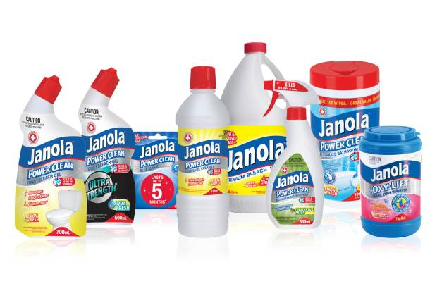 Janola - Cleaning Products